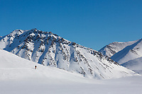 Brooks Range mountains, Arctic, Alaska.