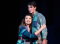 Dress rehearsal for the Occidental College Department of Theater presents Urinetown, The Musical, April 11, 2019. Music and lyrics by Mark Hollmann, book and lyrics by Greg Kotis, directed by Laural Meade, musical director Désirée La Vertu.<br /> (Photo by Marc Campos, Occidental College Photographer)