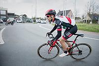 Marco Marcato (ITA/UAE-FlyEmirates)<br /> <br /> 72nd Dwars Door Vlaanderen (1.UWT)<br /> 1day race: Roeselare &rsaquo; Waregem BEL (203.4km)