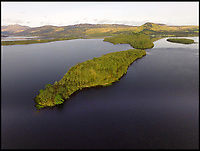 BNPS.co.uk (01202 558833)<br /> Pic: Galbraith/BNPS<br /> <br /> Fancy owning your own island in the bonnie, bonnie middle of Loch Lomond..?<br /> <br /> This beautiful unspoilt island in the famously stunning Loch could be yours for only £150,000 after it's owner put it on the market.<br /> <br /> Torrinch Island is completely untouched and has large areas of ancient woodland making it a haven for wildlife.<br /> <br /> There are no buildings on the 18-acre plot and no record of it ever being inhabited, but the fact it has been undisturbed for over 100 years means it is one of the most fruitful and picturesque islands on the loch.