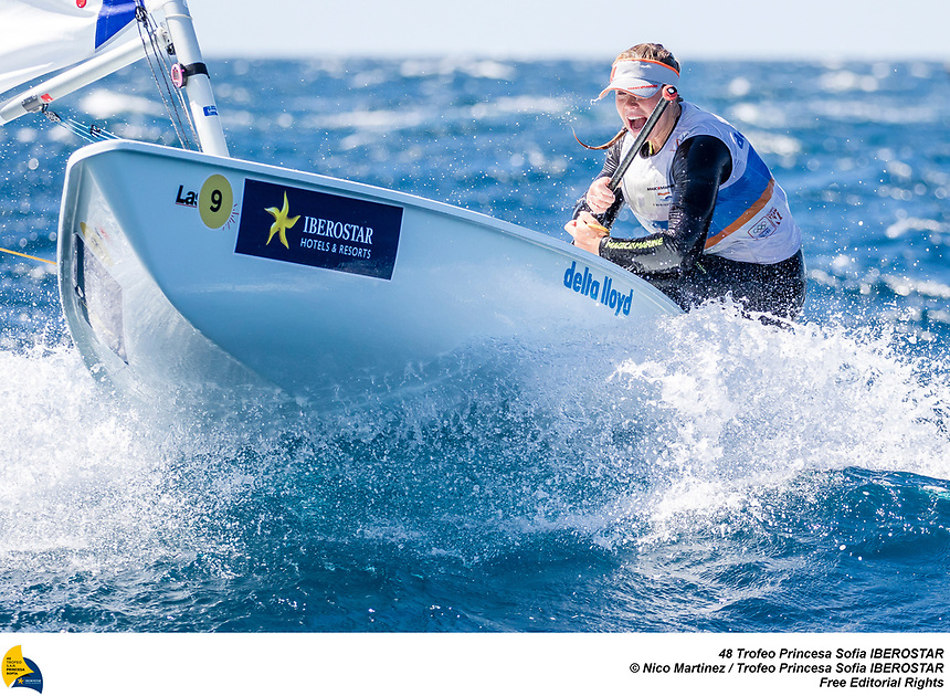 From 24th March to 1st April the bay of Palma  host the 48th edition of the Trofeo Princesa Sofia IBEROSTAR, one of the most important Olympic Classes regatta in the world. Around a 800 sailors from 45 nations will meet in Mallorca to start the Olympic path towards Tokyo 2020, in one of the most international sports event and with a higher participation in Spain.<br /> &copy;Pedro Mart&iacute;nez / Sailing Energy / Trofeo Princesa Sof&iacute;a IBEROSTAR
