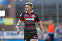 Dougie Fife of Edinburgh during the Guinness PRO14 match between Cardiff Blues and Edinburgh Rugby at BT Sport Cardiff Arms Park, Cardiff, Wales on 1 September 2017. Photo by Mark  Hawkins.