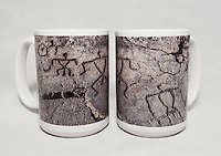 15 oz. Mug   - Hawaiian Petroglyphs - $25 + $6 shipping.<br />