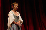 12.06.2012. Press pass of 'The School of Disobedience' at the Teatro Bellas Artes in Madrid. Directed by Luis Luque and starring by Maria Adánez and Cristina Marcos. In the image Maria Adánez (Alterphotos/Marta Gonzalez)