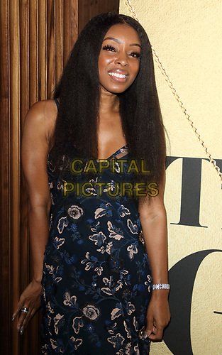 Sabrina Washington at The Thunder Girls book launch party at The Court, Kingly Street, London on July 2nd 2019<br /> CAP/ROS<br /> ©ROS/Capital Pictures