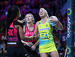 29/10/17 Fast5 2017<br /> Fast 5 Netball World Series<br /> Hisense Arena Melbourne<br /> Australia v New Zealand<br /> <br /> Gretel Tippett<br /> <br /> <br /> <br /> <br /> Photo: Grant Treeby