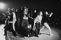 - a performance of the Living Theater (Milan, 1975)<br /> <br /> - uno spettacolo del Living Theater (Milano, 1975)
