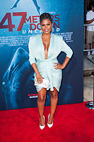 Los Angeles, CA - AUGUST 13th: <br /> Nia Long attends the 47 Meters Down premiere at the Regency Village Theater on August 13th 2019. Credit: Tony Forte/MediaPunch