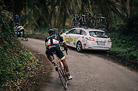 Yohann Gene (FRA/Direct Energie)<br /> <br /> 35th Tro Bro Leon 2018<br /> 1 Day Race: Le Carpont - Lannilis (FRA/203km)