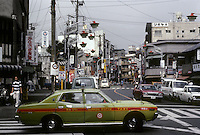 Tokyo: Street in Ikebukuro. Photo '81.