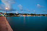 The coastal town of Oistins is an area located in the country of Barbados situated in the southern portion of the parish of Christ Church. Oistins operates mostly as a fishing village and tourist hang out.