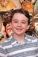 "Benjamin Stockham<br /> ""The Boxtrolls"" Los Angeles Premiere, Universal Studios, Universal City, CA 09-21-14<br /> David Edwards/DailyCeleb/MediaPunch"
