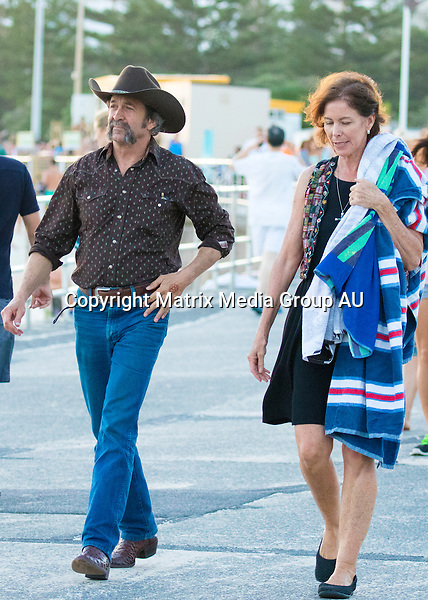 25 FEBRUARY 2016 <br /> SYDNEY, AUSTRALIA<br /> <br /> EXCLUSIVE PICTURES<br /> <br /> MKR's Robert and Lynzey Murphy pictured at North Bondi among friends and family for Lynsey's birthday. <br /> <br /> *ALL WEB USE MUST BE CLEARED*<br /> <br /> Please contact prior to use:  <br /> <br /> +61 2 9211-1088 or email images@matrixmediagroup.com.au <br /> <br /> Note: All editorial images subject to the following: For editorial use only. Additional clearance required for commercial, wireless, internet or promotional use.Images may not be altered or modified. Matrix Media Group makes no representations or warranties regarding names, trademarks or logos appearing in the images.