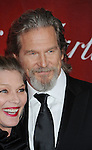 PALM SPRINGS, CA. - January 05: Jeff Bridges arrives at the 2010 Palm Springs International Film Festival gala held at the Palm Springs Convention Center on January 5, 2010 in Palm Springs, California.