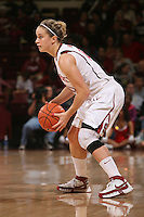 STANFORD, CA - JANUARY 2:  JJ Hones of the Stanford Cardinal during Stanford's 79-58 win over the California Golden Bears on January 2, 2010 at Maples Pavilion in Stanford, California.