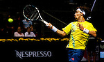 - Valencia Open 500 - Tennis.<br /> - John Isner (USA) (10) vs Fabio Fognini (ITA) (54).<br /> - Agora (Valencia-Spain).<br /> - 22/10/12