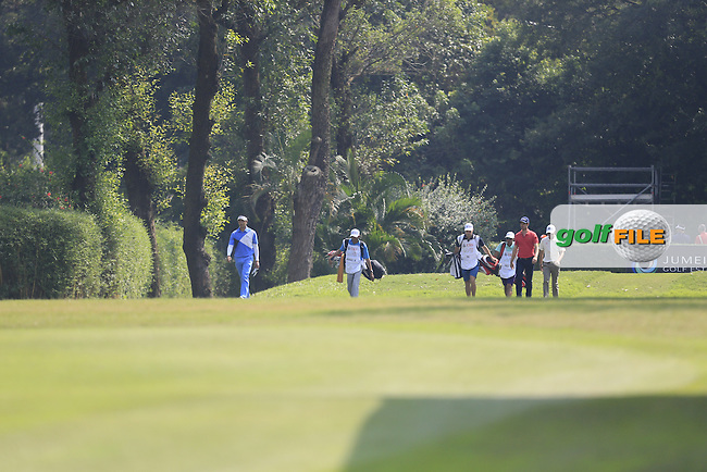 during Round 2 of the 2015 UBS Hong Kong Open at the Hong Kong Golf Club in Hong Kong on Friday 23/10/15.<br /> Picture: Thos Caffrey | Golffile