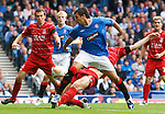 Nacho Novo robbed by Charlie Mulgrew as he is about to pull the trigger