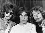 Cream 1967 Eric Clapton Jack Bruce and Ginger Baker<br />&copy; Chris Walter