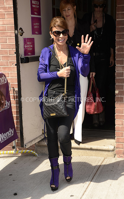 WWW.ACEPIXS.COM . . . . .  ....May 16 2012, New York City....TV personality Paula Abdul made an appearance at the Wendy Williams Show on May 16 2012 in New York City....Please byline: CURTIS MEANS - ACE PICTURES.... *** ***..Ace Pictures, Inc:  ..Philip Vaughan (212) 243-8787 or (646) 769 0430..e-mail: info@acepixs.com..web: http://www.acepixs.com