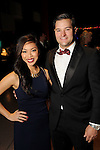 Jenny Nguyen and Randy Jennings at the Ole! A Night in Old Mexico Gala at the Museum of Natural Science Saturday March 05,2016.(Dave Rossman Photo)