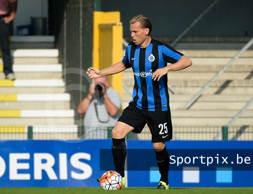 Club Brugge KV : Rudy Ruud Vormer <br /> foto VDB / BART VANDENBROUCKE