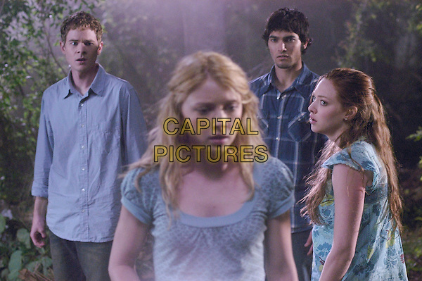 Shawn Ashmore, Elisabeth Harnois, Tyler Hoechlin & Amanda Seyfried .in Solstice .*Filmstill - Editorial Use Only*.CAP/PLF.Supplied by Capital Pictures.