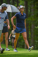 Lexi Thompson (USA) heads down 11 during round 2 of the U.S. Women's Open Championship, Shoal Creek Country Club, at Birmingham, Alabama, USA. 6/1/2018.<br /> Picture: Golffile | Ken Murray<br /> <br /> All photo usage must carry mandatory copyright credit (&copy; Golffile | Ken Murray)