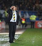 Craig Levein stunned as Scotland lose