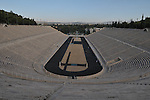 Panathenaic Stadium (first olympic stadium)