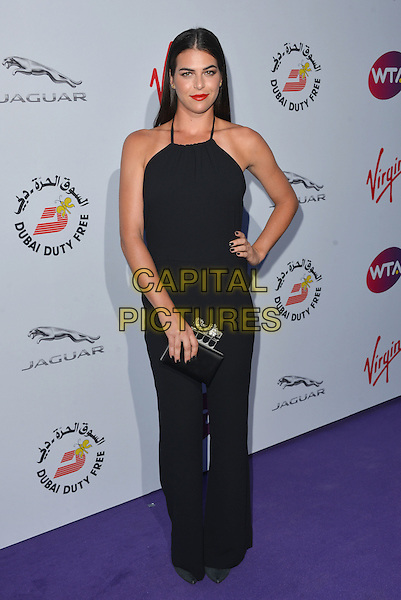 Ajla Tomljanovic<br /> attending the WTA Pre-Wimbledon Party at  The Roof Gardens, Kensington, London England 25th June 2015.<br /> CAP/PL<br /> &copy;Phil Loftus/Capital Pictures