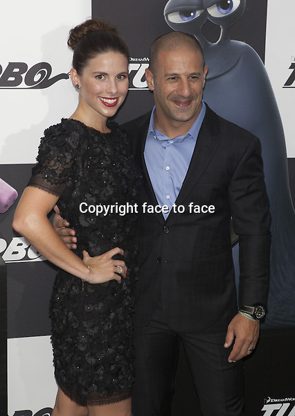 NEW YORK, NY - JULY 9: Tony Kanaan attends the 'Turbo' premiere at AMC Loews Lincoln Square on July 9, 2013 in New York City.<br /> Credit: MediaPunch/face to face<br /> - Germany, Austria, Switzerland, Eastern Europe, Australia, UK, USA, Taiwan, Singapore, China, Malaysia, Thailand, Sweden, Estonia, Latvia and Lithuania rights only -