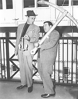 Abbott and Costello in IN THE NAVY
