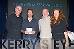 at Kerry Film Festival awards at Saint Johns Church Ashe Street on Saturday.
