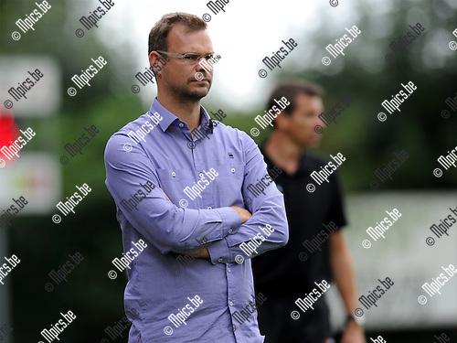 2011-08-07 / Voetbal / seizoen 2011-2012 / KFCO Wilrijk / Philip Van Dooren..Foto: mpics