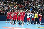 12.01.2018., Croatia, Spaladium Arena, Split - European Handball Championship, Group B, 1st Round, Croatia - Serbia.  Domagoj Duvnjak, Igor Vori. <br /> <br /> Foto &copy; nordphoto / Ivo Cagalj/PIXSELL