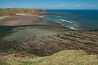 Pease Bay, Scottish Borders