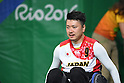 Tomoaki Imai (JPN), <br /> SEPTEMBER 18, 2016 - WheelChair Rugby : <br /> 3rd place match Japan - Canada  <br /> at Carioca Arena 1<br /> during the Rio 2016 Paralympic Games in Rio de Janeiro, Brazil.<br /> (Photo by AFLO SPORT)