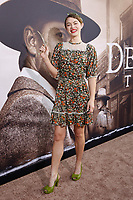 Los Angeles, CA - MAy 14:  Elvy Yost attends the Los Angeles Premiere of HBO's 'Deadwood' at Cinerama Dome on May 14 2019 in Los Angeles CA. <br /> CAP/MPI/CSH/IS<br /> &copy;IS/CSH/MPI/Capital Pictures