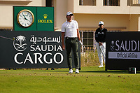 Joakim Lagergren (SWE) on the 11th during Round 1 of the Saudi International at the Royal Greens Golf and Country Club, King Abdullah Economic City, Saudi Arabia. 30/01/2020<br /> Picture: Golffile | Thos Caffrey<br /> <br /> <br /> All photo usage must carry mandatory copyright credit (© Golffile | Thos Caffrey)