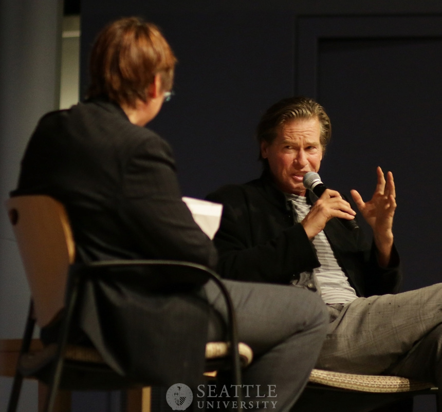 May 4th 2017- Val Kilmer Q&A