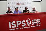 ISPS Handa Wales Open Pro_Am<br /> Celtic Manor Resort<br /> 17.09.14<br /> ©Steve Pope-SPORTINGWALES