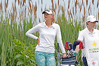 Jessica Korda (USA) waits on the 6th tee  during the final round of the ShopRite LPGA Classic presented by Acer, Seaview Bay Club, Galloway, New Jersey, USA. 6/10/18.<br /> Picture: Golffile | Brian Spurlock<br /> <br /> <br /> All photo usage must carry mandatory copyright credit (&copy; Golffile | Brian Spurlock)