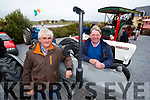 Jim and Bob Sugrue, Tralee pictured at the Blennerville Treshing Festival on Sunday.