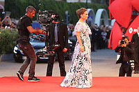 Actress Natalie Portman attends the premiere of 'Jackie' during the 73rd Venice Film Festival at Sala Grande on September 7, 2016 in Venice, Italy.<br /> CAP/GOL<br /> &copy;GOL/Capital Pictures /MediaPunch ***NORTH AND SOUTH AMERICAS ONLY***