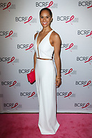 """Misty Copeland attends The Breast Cancer Research Foundation """"Super Nova"""" Hot Pink Party on May 12, 2017 at the Park Avenue Armory in New York City."""