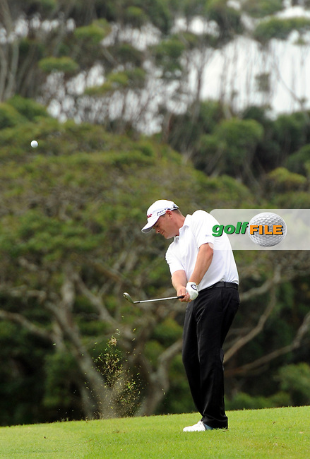 EAST LONDON, EASTERN CAPE, SOUTH AFRICA FEBRUARY 16 - David Drysldale of Scotland during the third day day of the Africa Open Open Golf Challenge at the East London  Golf course...Photo: Catherine Kotze/SASPA