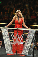 NEW YORK, NY - APRIL 6: Torrie Wilson at the 2019 WWE Hall Of Fame Ceremony at the Barclay's Center in Brooklyn, New York City on April 6, 2019.      <br /> CAP/MPI/GN<br /> ©GN/MPI/Capital Pictures