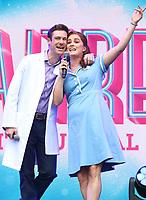 West End LIVE -The weekend where the cast of London's West End theatre's top musicals perform in front of an estimated 100.000 spectators over the two days - and all for free in the iconic setting of Trafalgar Square. <br /> West End LIVE is presented annually by Westminster City Council and the Society of London Theatre with support from the Mayor of London. Saturday June 22nd 2019<br /> <br /> Photo by Keith Mayhew
