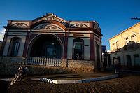 Itapecerica_MG, Brasil...Fachada de uma casa em Itapecerica...A house facade in Itapecerica...Foto: LEO DRUMOND / NITRO